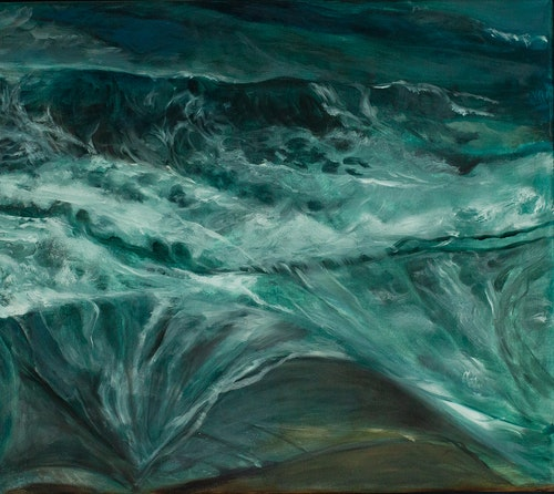 Untitled (Sea Waves)