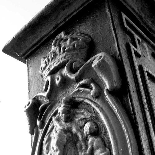 London Lamp Post