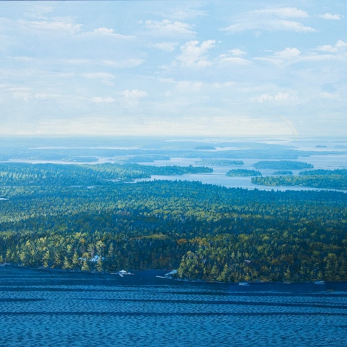 Treaty Island, Lake of the Woods