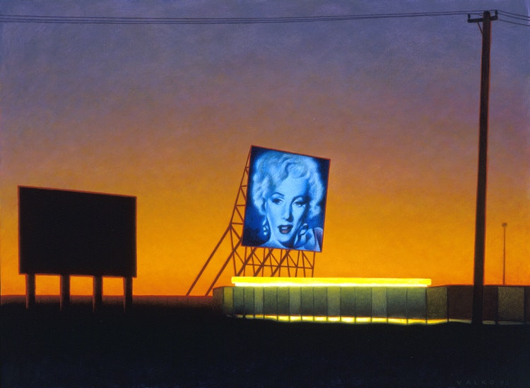 Marilyn on the Prairies