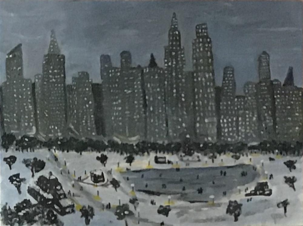 City Skaters, New York