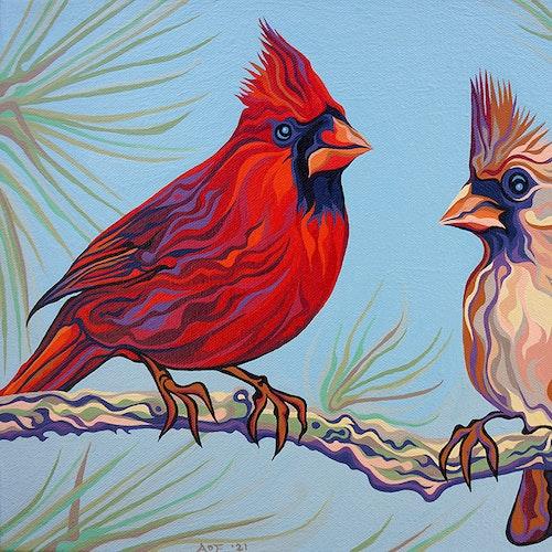Cardinal Cuties