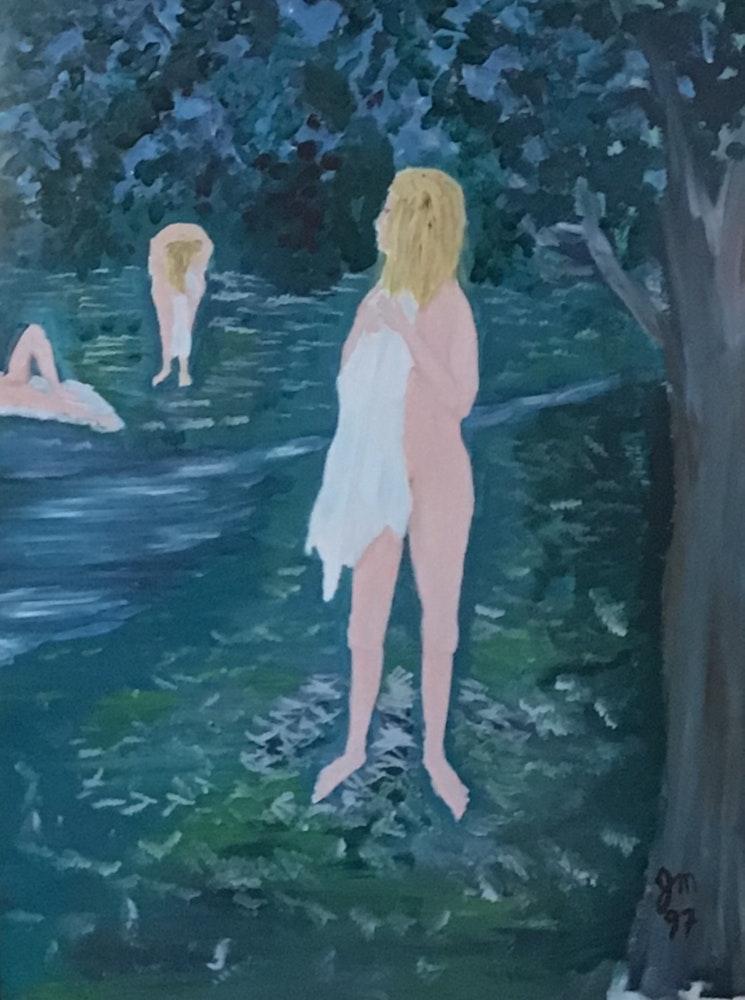 Bathers #1