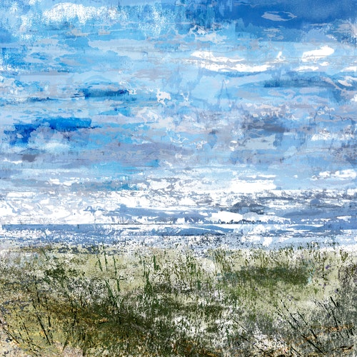 Breathing Blue Sky