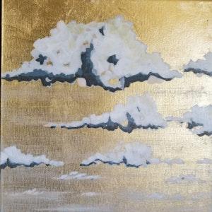 Golden Sea Horizon I-I