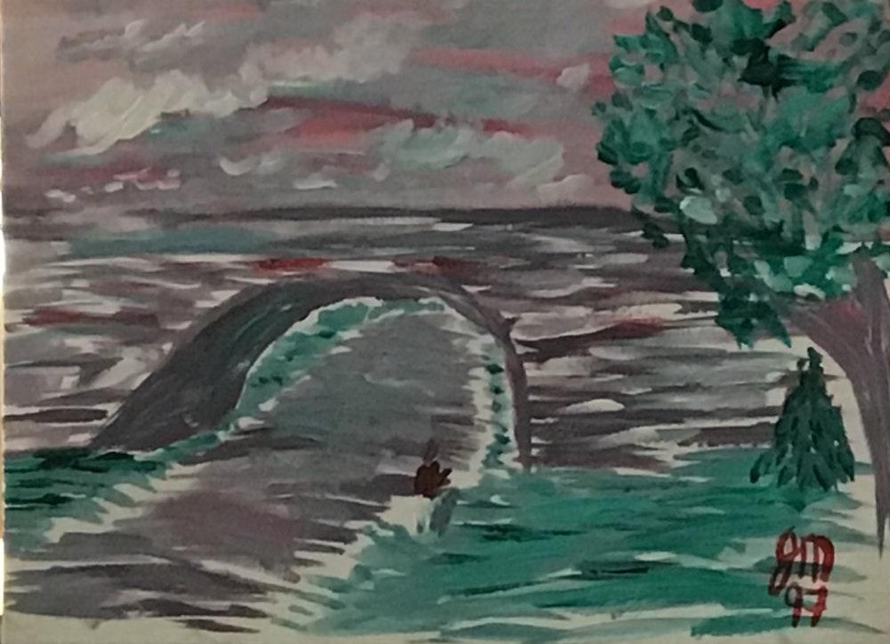 Kensington Parkway Bridge #1