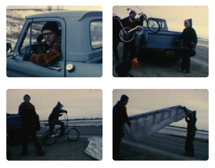 stills from Bicycle (2010)