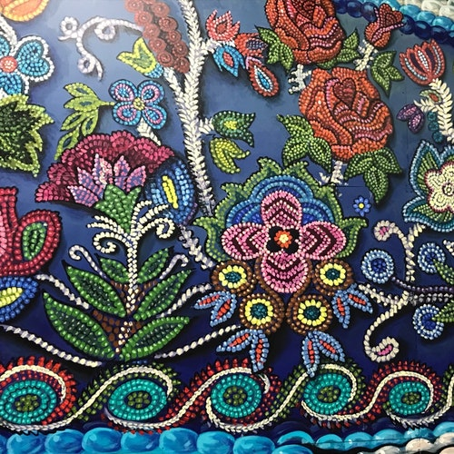 The Healing Path- Bead work