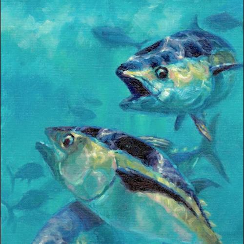 Tuna Bites