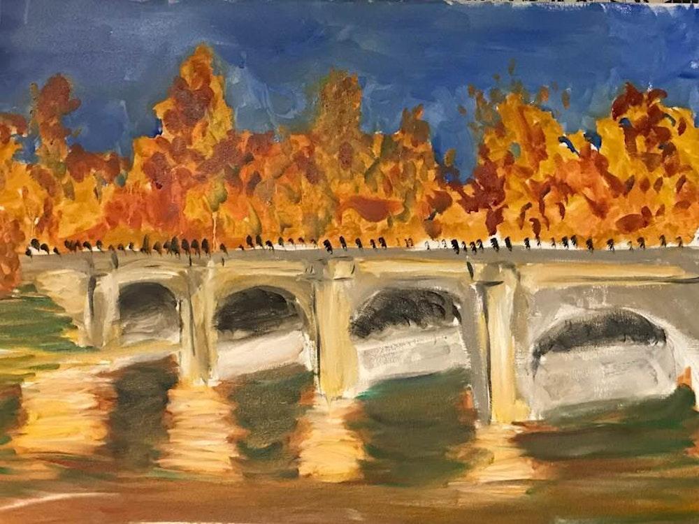 Loch 32 C&O Canal Maryland