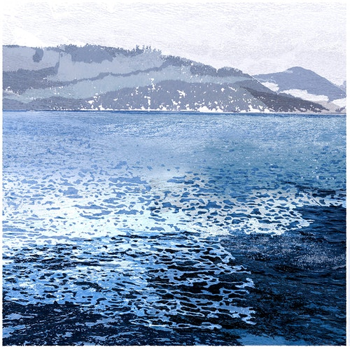 Waiting for Wind, Var.2 - Open Sea