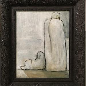 Sacred Series: Man With Dog