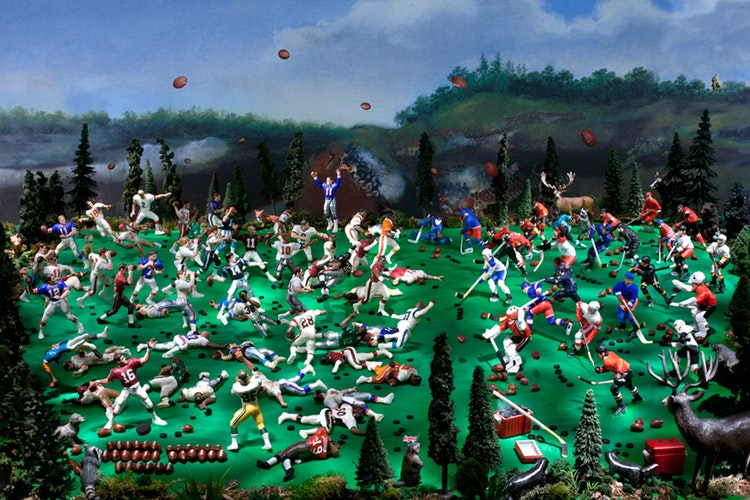 The Battle of Queenston Heights (War of 1812)