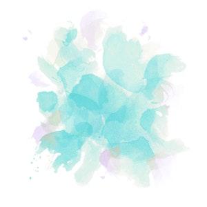 Watercolor Petals + Variations
