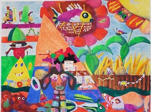 THE BUMUTA TRIANGLE 1998