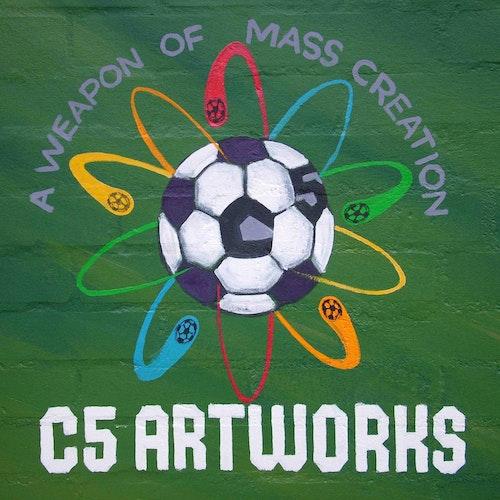 C5 Soccer Logo