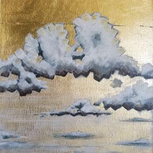 Golden Sea Horizon I-III