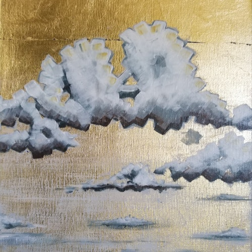Golden Sea Horizon I-III