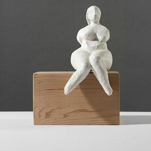 Sculpture - Seated Figure