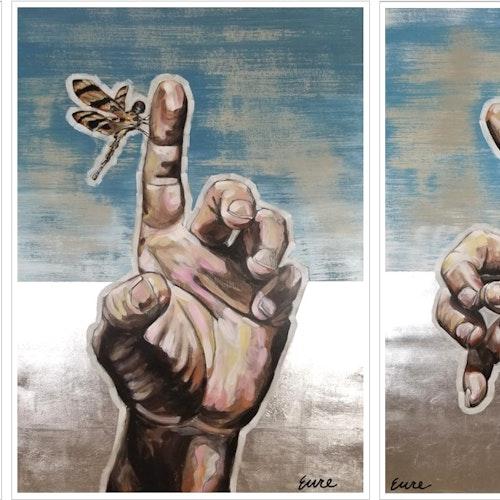 Realization (triptych)