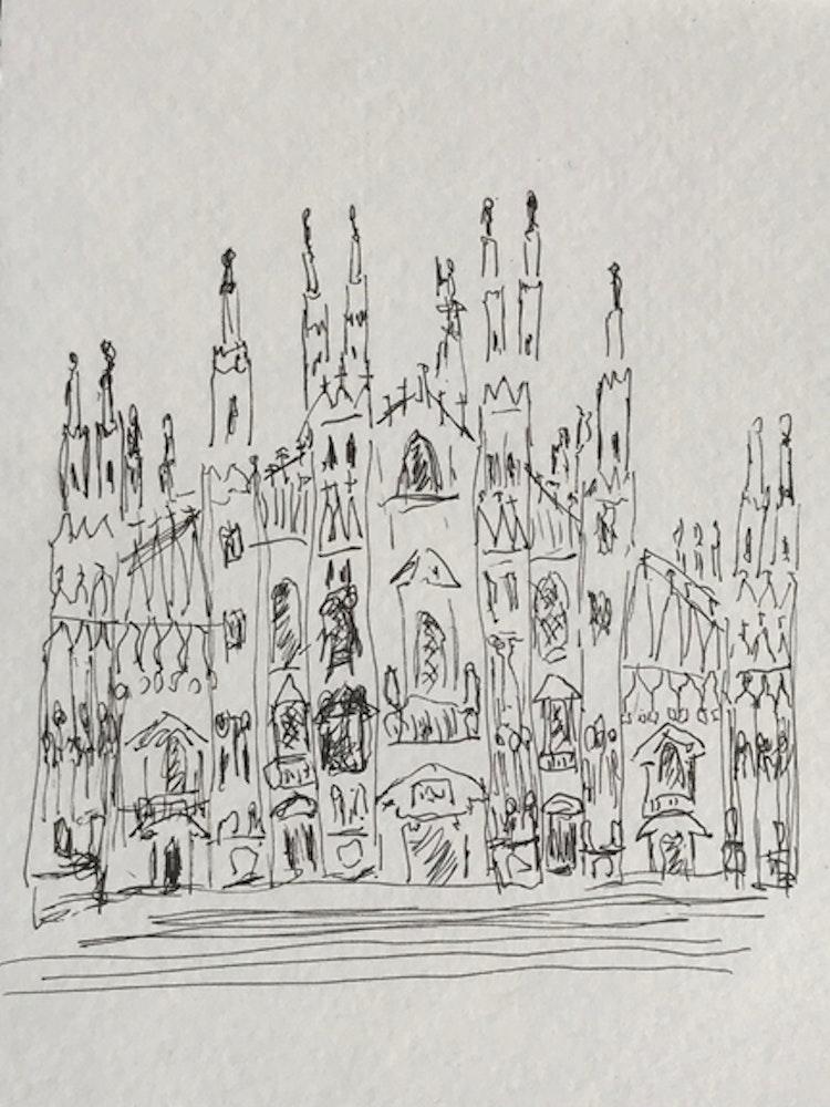 Milan Cathedral Milan Italy